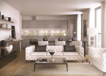 Thumbnail 1 bed flat for sale in Manhattan Plaza, Canary Wharf, London