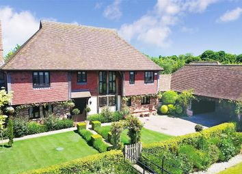 Thumbnail 7 bed detached house for sale in Chantry Park, Sarre, Birchington, Kent