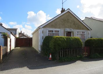 Thumbnail 2 bed detached bungalow for sale in Back Lane, Long Sutton, Spalding