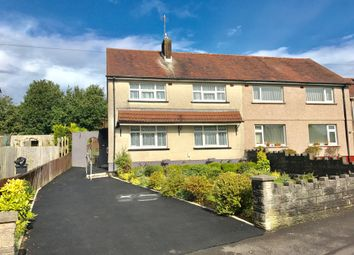 Thumbnail 3 bed semi-detached house for sale in Heol Y Nant, Caewern, Neath