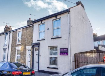 Thumbnail 2 bed end terrace house for sale in Winstanley Road, Sheerness