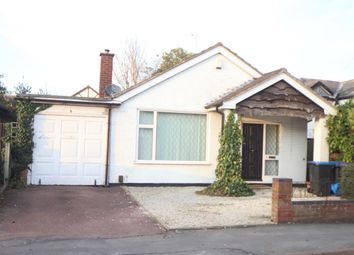 Thumbnail 2 bed detached bungalow for sale in Grove Road, Burbage, Hinckley