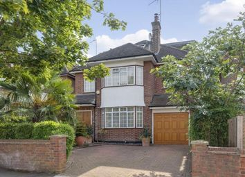 Thumbnail 5 bed detached house for sale in Bancroft Avenue, Hampstead Garden Suburb, London