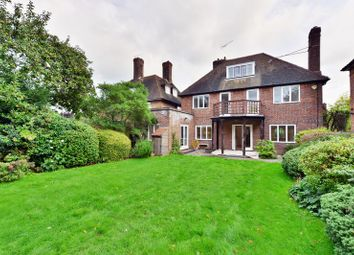Thumbnail 5 bed detached house to rent in Turner Close, Hampstead Garden Suburb, London