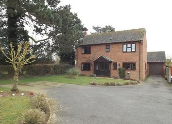Thumbnail 4 bed detached house for sale in East Harling, Norfolk
