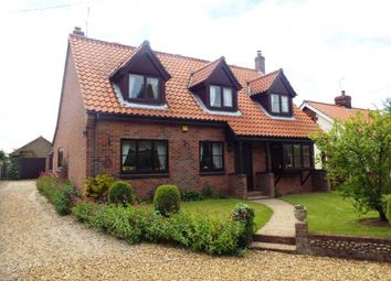 Thumbnail 4 bedroom detached house for sale in Ingham, Norwich, Norfolk
