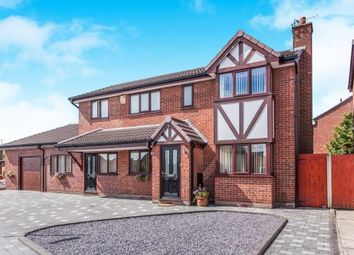 Thumbnail 6 bed detached house for sale in Whitsundale, Westhoughton, Bolton, Greater Manchester