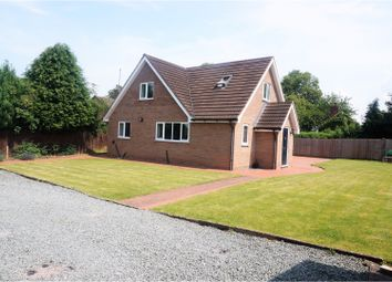 Thumbnail 5 bed detached house for sale in Grove Gardens, Market Drayton