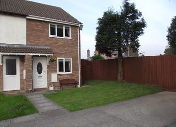 Thumbnail 2 bed end terrace house to rent in Davis Avenue, Bryncethin, Bridgend.