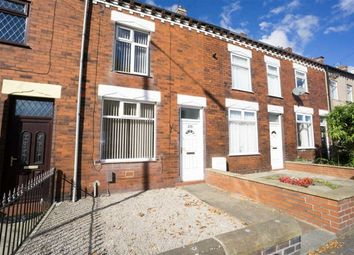 Thumbnail 2 bed terraced house for sale in Leigh Road, Westhoughton, Bolton