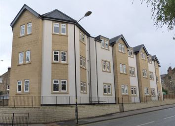 Thumbnail 2 bed flat to rent in Epsom Court, Harrogate