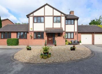 Thumbnail 4 bed detached house for sale in Quarry Hills Lane, Lichfield