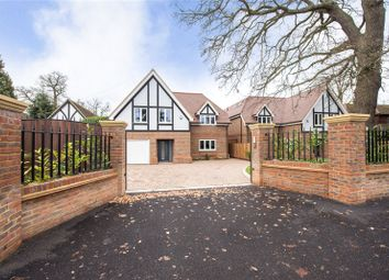 Thumbnail 6 bed detached house for sale in Hempstead Road, Watford, Hertfordshire