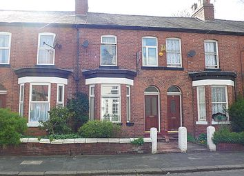 Thumbnail 2 bed terraced house to rent in Heywood Road, Sale