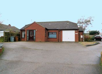 Thumbnail 2 bed detached bungalow to rent in Pyebush Lane, Acle