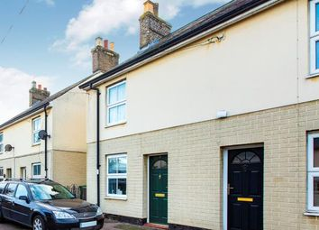 Thumbnail 2 bed end terrace house for sale in River Terrace, Washbank Road, Eynesbury, St. Neots