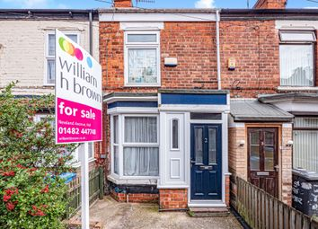 2 bed terraced house for sale in Coronation Avenue, Rustenburg Street, Hull HU9