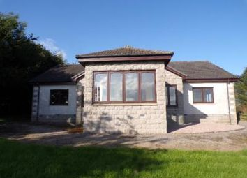 Thumbnail 3 bed detached house to rent in Airdlin, Ythanbank