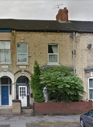 Thumbnail 3 bedroom terraced house for sale in Boulevard, Hull, East Yorkshire