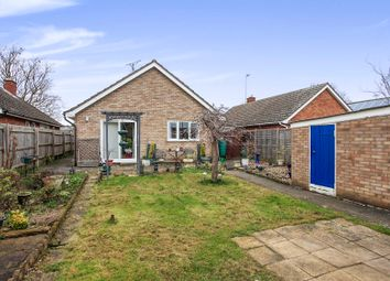 Thumbnail 3 bed detached bungalow for sale in Meynell Walk, Peterborough
