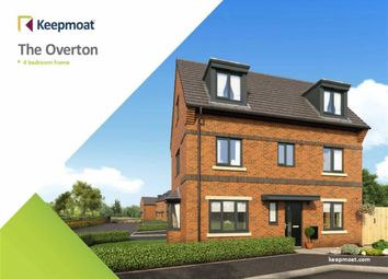 Thumbnail 4 bedroom detached house for sale in Woodford Grange, Winsford, Cheshire