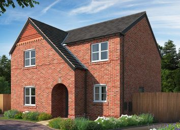 Thumbnail 4 bedroom detached house for sale in The Malham, Hoyles Lane, Cottam, Preston, Lancashire