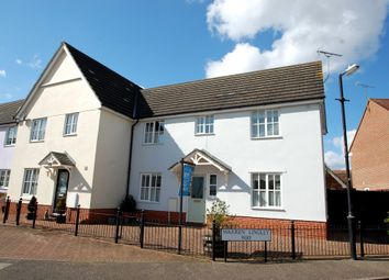 Thumbnail 3 bed end terrace house for sale in Wilkin Drive, Tiptree, Colchester