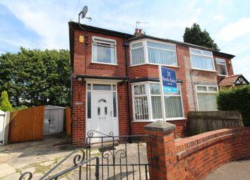 3 bed semi-detached house for sale in Clark Avenue, Gorton, Manchester M18