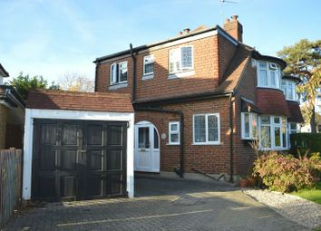 Thumbnail 3 bed semi-detached house to rent in Grafton Road, Worcester Park