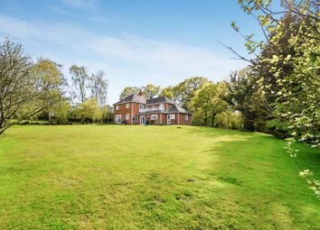 Thumbnail 5 bedroom detached house for sale in Lyne Road, Virginia Water