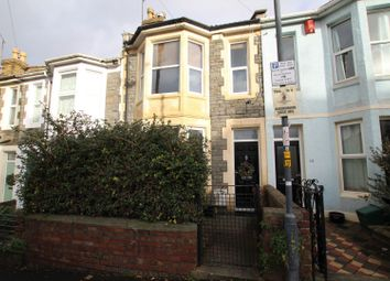Thumbnail 4 bed terraced house for sale in Upton Road, Southville