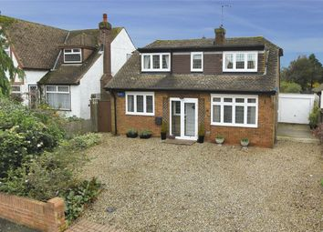 Thumbnail 3 bed detached house for sale in Sea View Road, Herne Bay, Kent