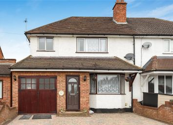 Thumbnail 4 bed semi-detached house for sale in Mill Way, Mill End, Hertfordshire