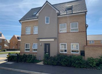 Thumbnail 4 bed detached house to rent in Lockwood Way, Hampton Water, Peterborough