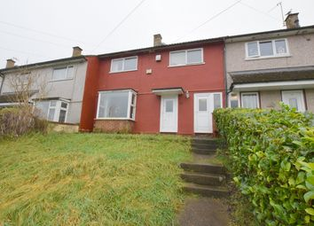 Thumbnail 3 bedroom terraced house for sale in Ramsbury Avenue, Swindon, Wiltshire