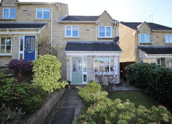 Thumbnail 3 bed semi-detached house for sale in Bracken Way, Elland