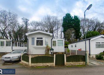 Thumbnail 2 bed mobile/park home for sale in Park Road, Penwortham Residential Park, Penwortham, Preston