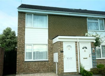Thumbnail 2 bed end terrace house for sale in Curlew Close, Ferndown