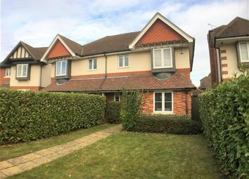 Thumbnail 3 bed semi-detached house to rent in Swallow Fields, Iver