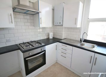 Thumbnail 3 bedroom flat to rent in Hathaway Road, Croydon