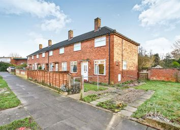 Thumbnail 3 bed end terrace house for sale in Lovelace Road, Norwich