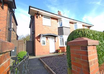 Thumbnail 3 bed semi-detached house for sale in Parkhills Road, Bury, Greater Manches