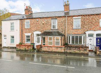 Thumbnail 2 bed maisonette for sale in Poppleton Road, York
