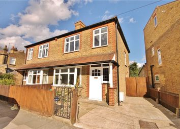 Thumbnail 3 bed semi-detached house for sale in Elmsleigh Road, Twickenham