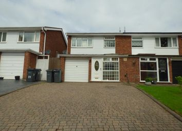 Thumbnail 3 bed semi-detached house for sale in Ingham Way, Harborne, Birmingham