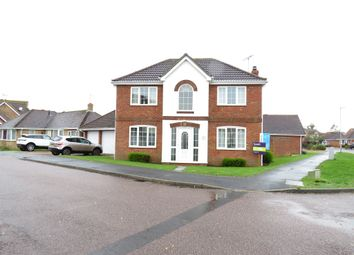 Thumbnail 4 bed detached house for sale in Worsley Chase, March