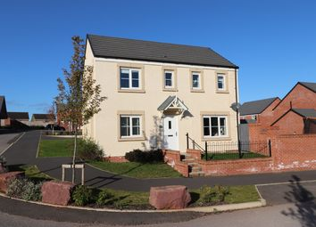 3 bed detached house for sale in Admiral Way, Speckled Wood, Carlisle CA1