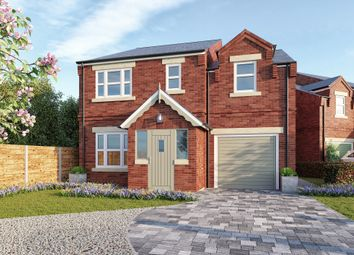 Thumbnail 4 bed detached house for sale in Byron Avenue, Sprotbrough Road, Doncaster