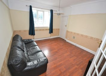 Thumbnail 3 bed flat to rent in Lowlands Road, Harrow