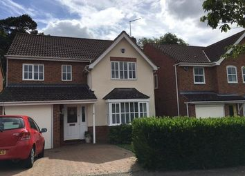 Thumbnail 4 bed property to rent in Quinn Way, Letchworth Garden City